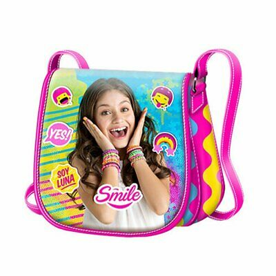 Soy Luna Disney Borsa a Tracolla Muffin Mini Like Ragazza Bambina Bag