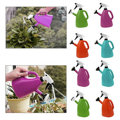 Garden Watering Can Flower Plants Chemical Fertilizer Spout Watering Jet Sprayer