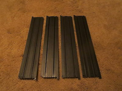 AFX  TOMY HO 15 inch straight track lot of 4