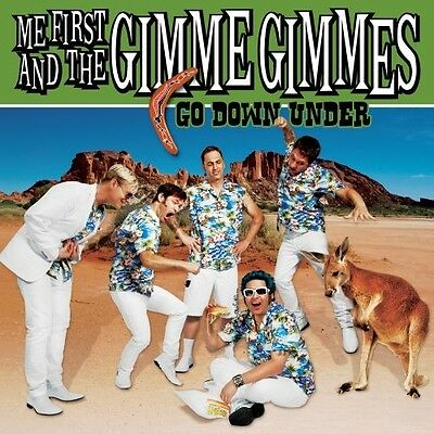 Go Down Under EP - ME FIRST AND THE GIMME GIMMES [2x LP]
