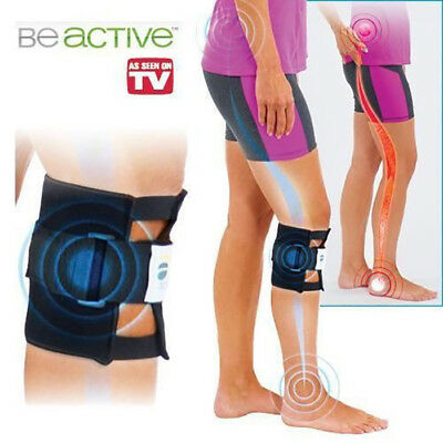Be Active Acupressure Point de nerf sciatique Leg Brace retour