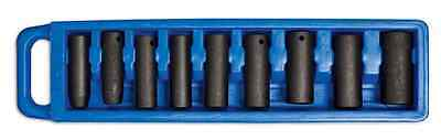 "Laser Tools Deep Socket Set Air Impact Metric 1/2""D 9pc - 1749"