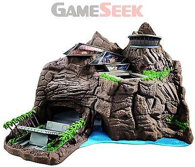 Thunderbirds Interactive Tracy Island Playset - Dolls And Playsets Brand New