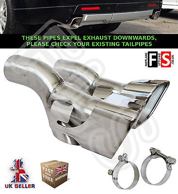Range Rover Sport Autobiography Tailpipes (Pair) -2.7Td And 3.6Td Version