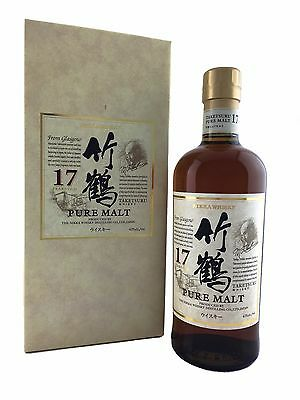 Nikka Taketsuru 17yo Blended Pure Malt Whisky 700ml 43%