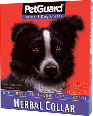 Herbal Collar For Dogs, PetGuard,