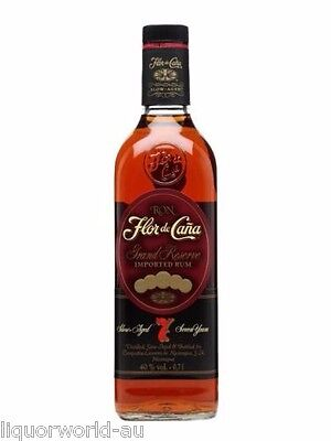 Flor de Cana Grand Reserve 7 Year Old Rum (700ml)