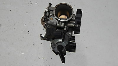 Suzuki DR125 DR 125 DR125SM K9 2009 Throttle Body and Injectors Used