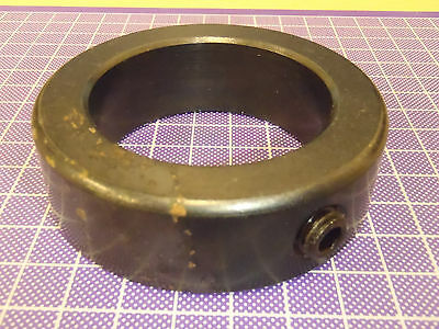 "RULAND Black Oxide Steel Shaft Collar, 2-9/16"" Bore, SC-41-F !Q2!"