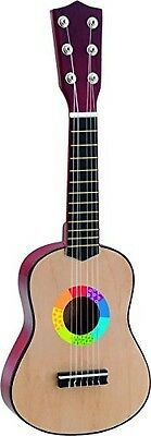 Woodyland Wooden Guitar (Small). Brand New