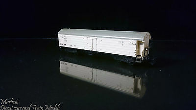 Berliner Bahnen# 5312 Refrigerated Freight Car MAV 179388 TT Scale (1:120) W/Box