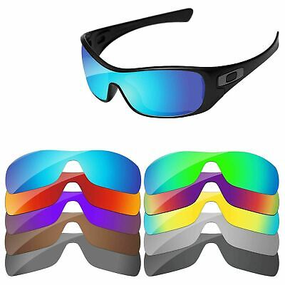 PapaViva Polarized Replacement Lenses For-Oakley Antix Sunglasses Multi-Options
