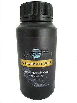 ANE-055 Blue Planet Crayfish Food 150g feed stick pellet fish food aquarium tank