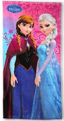Disney Frozen 'Sisters Forever' Printed Beach Towel