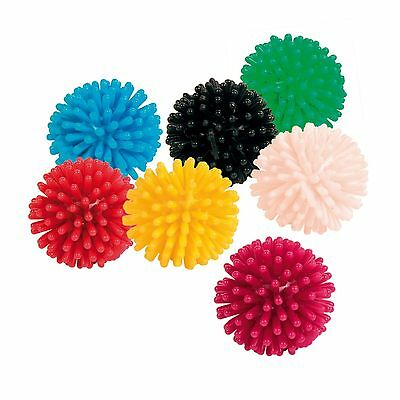 x10 Mini Hedgehog Balls Cat Kitten Toy Ball x10