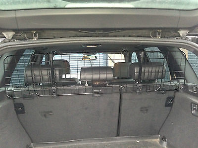 FORD FOCUS march 2011 > Car Dog Guard Wire Mesh Safety Grill fits Headrest