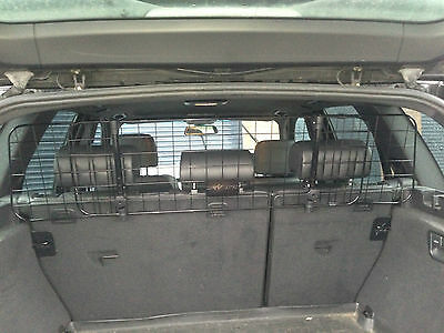 FORD FOCUS march 2011   Car Dog Guard Wire Mesh Safety Grill fits Headrest