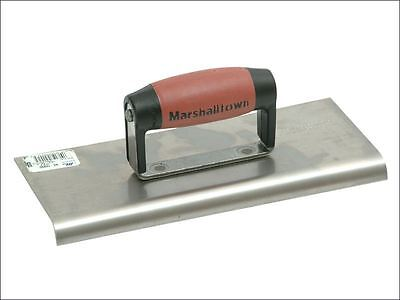 Marshalltown - M192SS Cement Edger Stainless Steel Durasoft Handle 10in x 4in