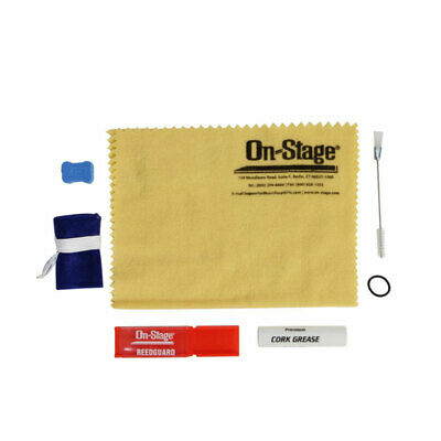 On-Stage Gear Clarinet Maintenance Super Saver Care Kit