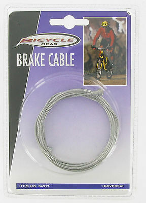 Universal Bicycle Bike Cycle Brake Cable Inner Wire Front Read Road Bmx Mountain