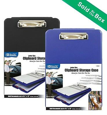 BAZIC Clipboard Storage Case (Pack of 12)