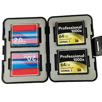 12 in1 Memory Card Storage Holder Hard Case Protector Box Micro SD CF SDHC Card#