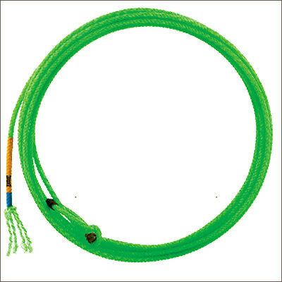 31' Cactus Ropes Western Nitro 4 Strand Nylon Poly Blend Head Rope Extra Soft