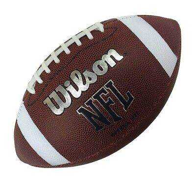 Wilson Nfl Bin ( Bulk ) Ball Official Size  American Football