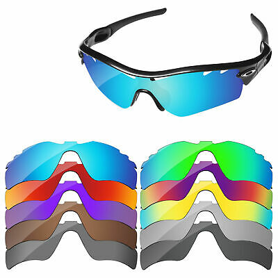 PapaViva Polarized Replacement Lenses For-Oakley Radar Path Vented Multi-Options