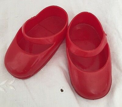 Vintage 1972 Kenner GABBIGALE Doll RED SHOES