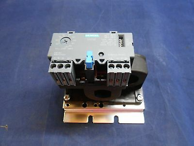 NEW Out Of Box SIEMENS 48BTH3S00 Overload Relay W/Starter Mount 200AMP