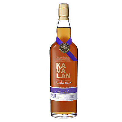 Kavalan Solist Moscatel Sherry Cask Strength  Single Malt Whisky 750mL
