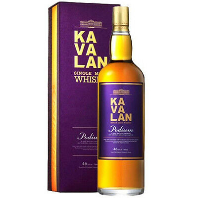 Kavalan Podium Single Malt Taiwanese Whisky 700mL