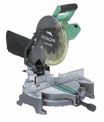 Hitachi Drop Saw 255mm Compound Mitre Saw AUS MODEL