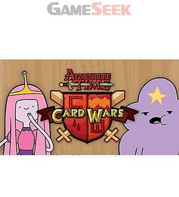 Princess Bubblegum Vs Lumpy Space Princess: Adventure Time Card Wars - Brand New