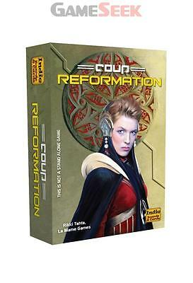 Reformation: Coup Exp 2Nd Edition - Toys Brand New Free Delivery