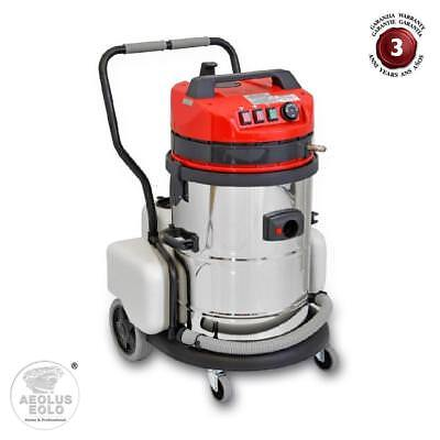 Professional Cleaning System Wash Vacuum Carpet Floors Hot Water EOLO LP10