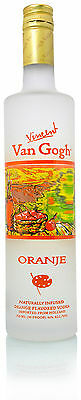 Vincent Van Gogh Oranje Flavored Vodka 750ml