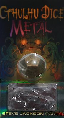 Cthulhu-Dice-Metal-Horror-Tabletop-Rollenspiel-RPG-Rolepalying Game-OOP-New-Neu