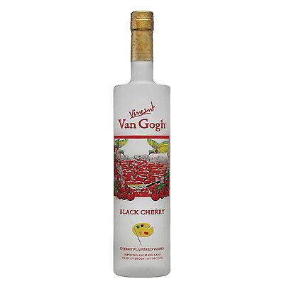 Vincent Van Gogh Black Cherry Vodka 750mL