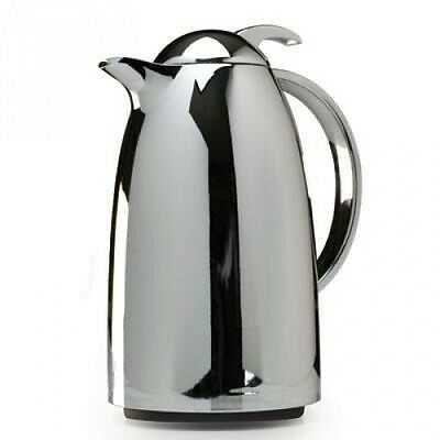 Thermal Carafe 1010ml Chrome. Shipping Included