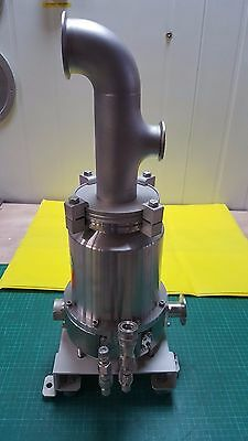 Ebara Turbo-Molecular Pump Et300W Type 1 Tel Unity 2 855Dd Working