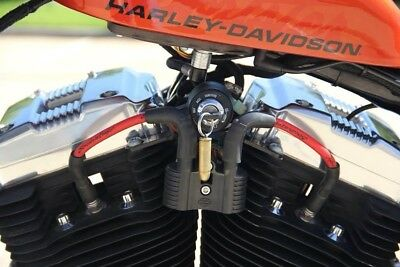 Sportster Nightster Coil Key & Tank Relocation & Race Wires