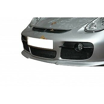 ZUNSPORT BLACK FRONT GRILLE SET for PORSCHE CAYMAN 987.1 (MANUAL AND TIPTRONIC)
