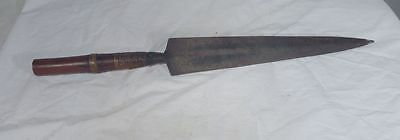 Antique South East Asian Philippines Spear Sword Weapon Indian Mughal Pacific RI