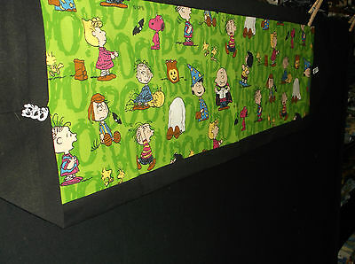 Handmade Table Runner: Charlie Brown
