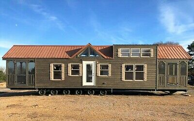 CABIN TINY HOUSE (Many Styles) Movable Pre-Fab For Your