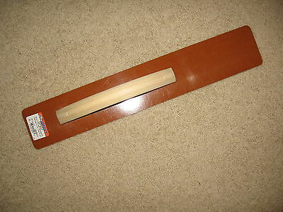 """Laminated Resin Hand Float -- 20"""" x 3 1/2"""" -- Concrete Tool Made in the USA"""