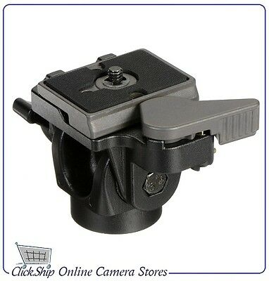 Manfrotto 234RC Swivel Tilt Head for Monopods, with Quick Release Replaces #3229