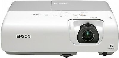 EPSON Home Cinema 2000 LUMENS PROJECTOR NEW LAMP HDMI 4000 HOURS HDTV REMOTE